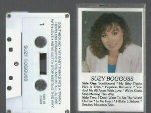 SUZY-BOGGUSS-CASSETTE-TAPE-RARE-1986-DEMO-TAPE-Suzy-Bogguss-Records