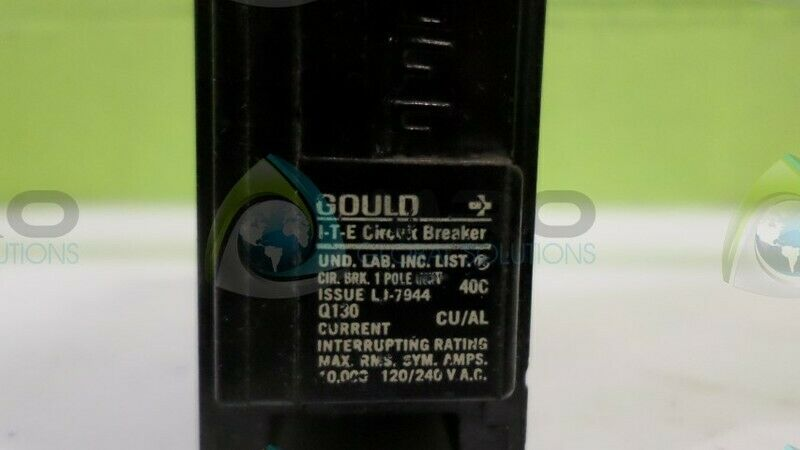 GOULD EQ-P130 CIRCUIT BREAKER NEW NO BOX