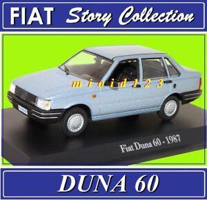 Collection Fiat Story: Duna 60 - 1987 Moulé sous pression 1/43