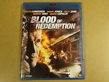 BLU-RAY / BLOOD OF REDEMPTION ( DOLPH LUNDGREN, ROBERT DAVI, VINNIE JONES... )