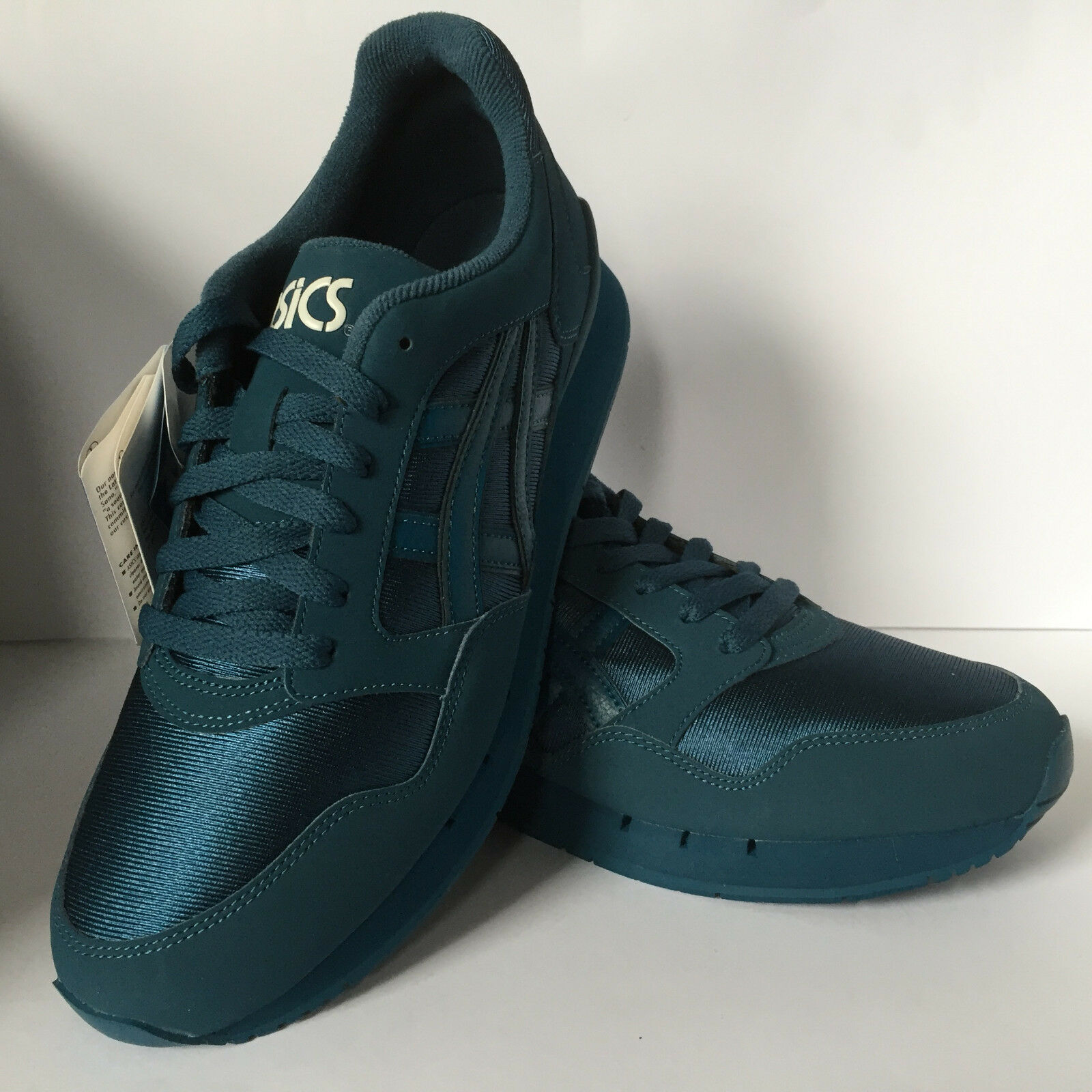 Asics Gel Atlanis Mens Classic Runner Legion Blau New