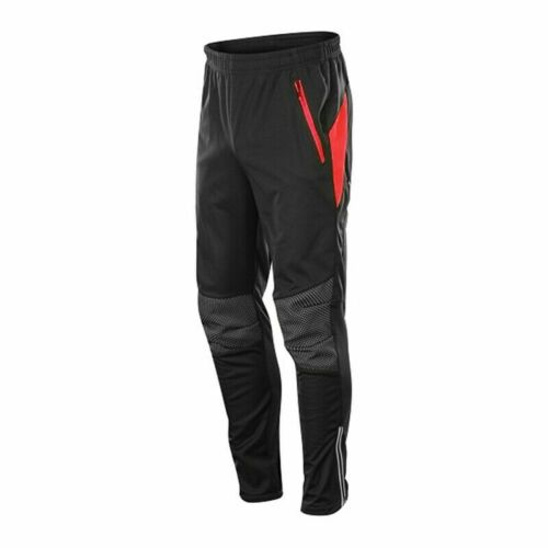 Men Riding Pants Warm Cozy Cycling Trousers waterproof Quick-dry Outdoor Pants