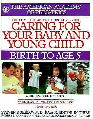 1 of 1 - Caring for Your Baby and Young Child : Birth to Age 5