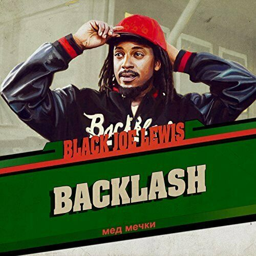 LEWIS,BLACK JOE & HONEYBEARS-BACKLASH (DIG) CD NEUF