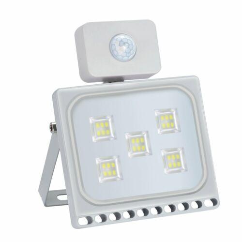 1-10 Pcs 10W 20W 30W 50W 100W LED Flood Light Fixtures Spotlight Outdoor Lamp