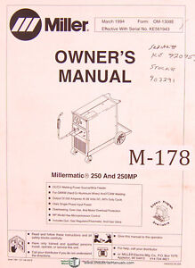 miller millermatic 250 250mp welding power source. Black Bedroom Furniture Sets. Home Design Ideas