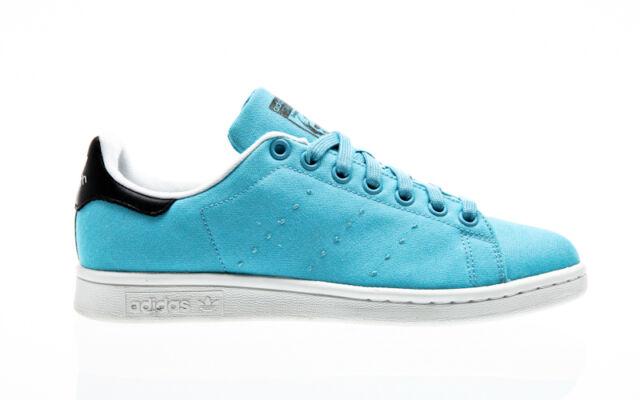 outlet store 1022b f3b13 Adidas Stan Smith BLANCH Sky s75111 Hombre Zapatillas Deportivas Para