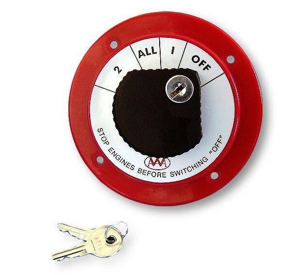 Batterieumschalter Umschalter Schalter max. 380 380 380 A für 6-32 Volt Batterie 3128 a4b0bc
