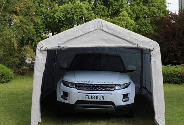 Car Garage Tent Portable Auto Shelter Awning Gazebo ...