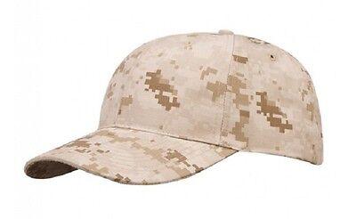 Aggressivo Propper Us Baseball Cap Berretto Army Outdoor Tempo Libero Desert Digital Camouflage-mostra Il Titolo Originale