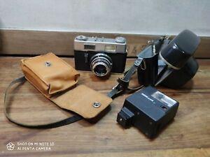 appareil photo vitoret SUNPAC argentique  image flash  analogique boitier