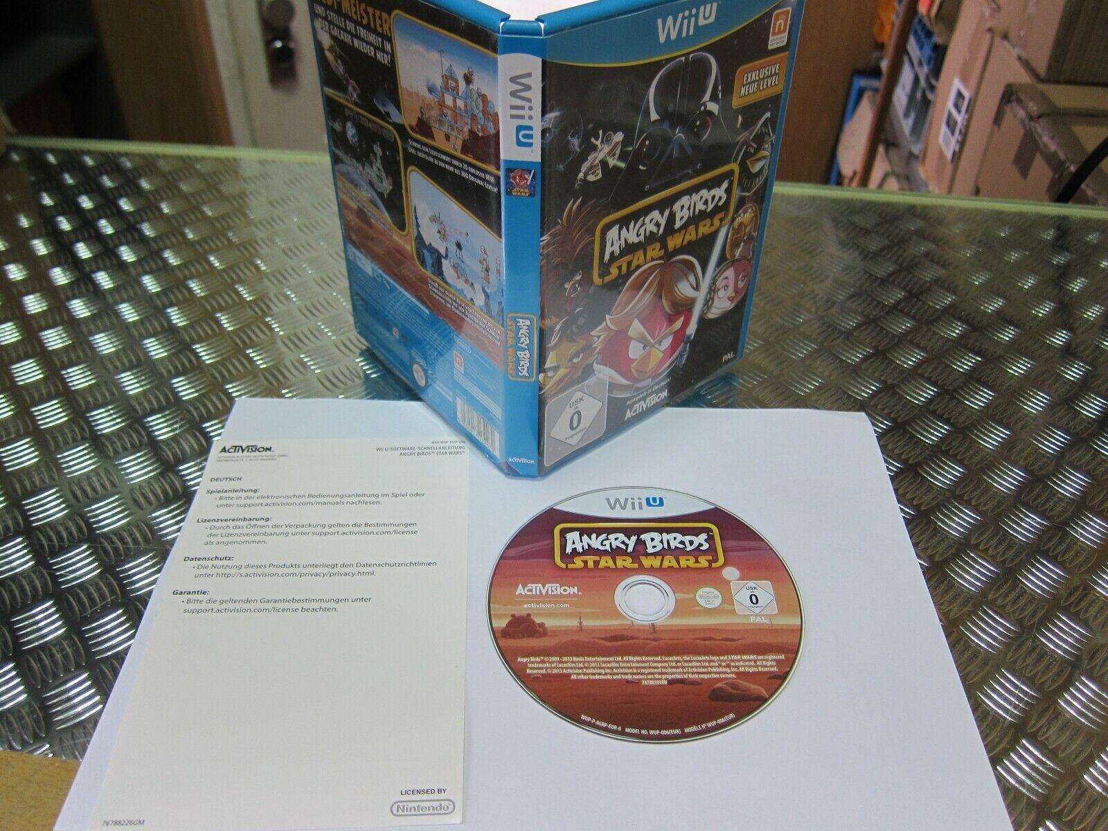 Angry Birds Star Wars von Activision Blizzard - Bonne affaire StarWars