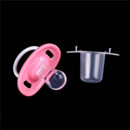 Newborn Baby Kid Orthodontic Dummy Pacifier Infant Silicone Teat Nipple Sooth Tx