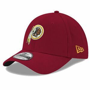 New-Era-Men-039-s-NFL-Washington-Redskins-Team-Classic-3930-Stretch-Fit-Flexfit-H