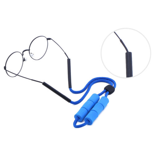 Floating Sunglass Strap Eyeglass Glasses Retainer for Water Sports Rafting ne S