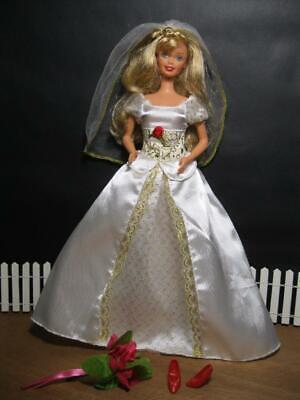*Brand NEW Sealed* Mattel Barbie Bride Doll Blonde bridal barbie doll