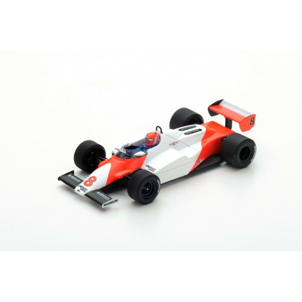 SPARK McLaren MP4-1C nd GP Long Beach 1983 - Niki Lauda S4842 1 43