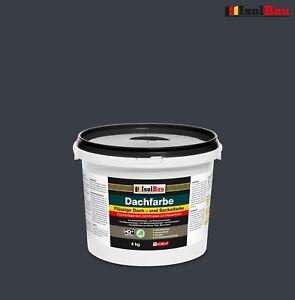 Dachfarbe-elastisches-Polymermembran-Sockelfarbe-Dachlack-4-kg-Anthrazit