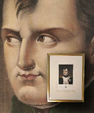 Emperor Napoleón rara colorierte ORIG. litografía John brandard (* 1812-63)