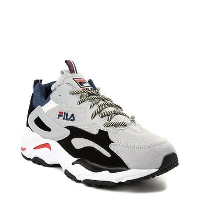 Fila Ray Tracer Athletic Shoe Gray