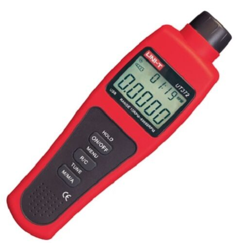 Digital Tachometer Uni-T Tachometer UT372 Rev Counter Speedo