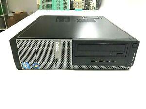 Details about Dell Optiplex 390 SFF Desktop Intel i3-2100 3 10Ghz HDMI 4GB  NO HD No O/S