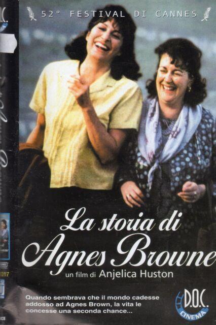 La storia di Agnes Browne (1999) VHS DOC Cinema - Anjelica Huston