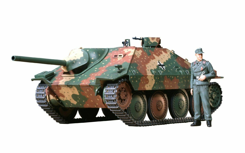 Tamiya1 35germantank Destructor Hetzer Medium-Term Production-Type Modelo