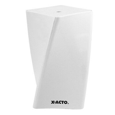 X-Acto Spira Electric Pencil Sharpener, White, Each (1765)