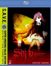 SHIKI-SHIKI - COMPLETE SERIES - SAVE (8PC) (W/DVD) Blu-Ray NEW