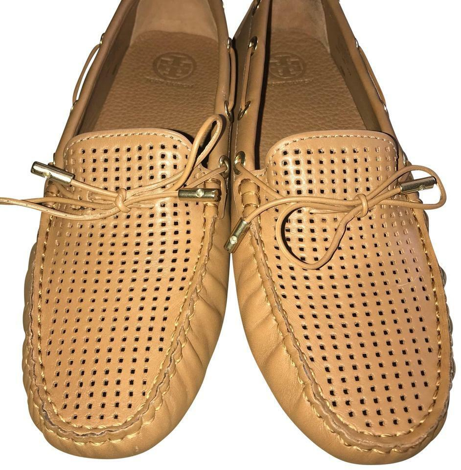 alta quaità NWOB TORY BURCH leather driving loafers, loafers, loafers, Dimensione 8.5, MSRP  285  migliore marca
