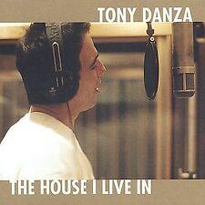 Danza, Tony The House I Live In CD