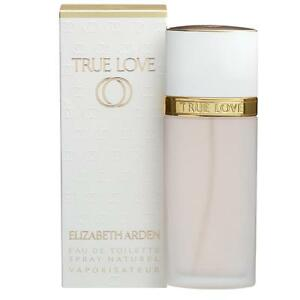 Detalles de TRUE LOVE ELIZABETH ARDEN EDT SPRAY NATUREL VAPO 100 ml