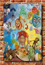 "Trippie Redd Life's a Trip Poster Album Cover Art Print 12x12/"" 24x24/"" 32x32/"""