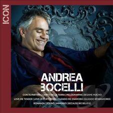 Andrea Bocelli - Icon [New CD]