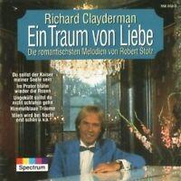 Richard Clayderman Ein Traum von Liebe-Die romantischsten Melodien von Ro.. [CD]