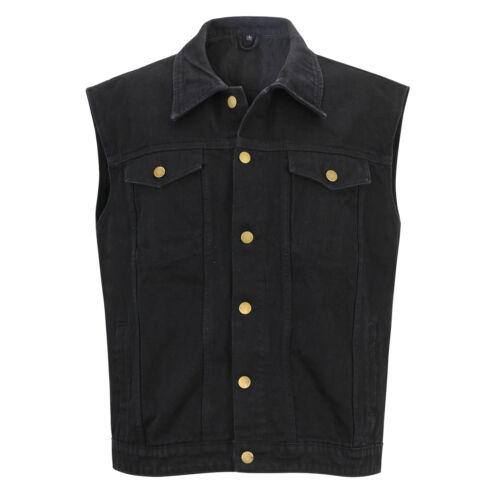Gonna Capricorno jeans übergröße 105798 nera Gilet di 08Ewxfx