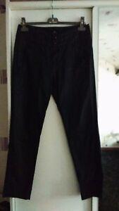 Pantalon-ONE-STEP-gris-fonce-taille-38-voire-40-Neuf