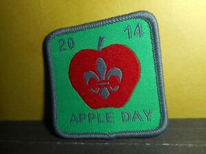 2014-Scout-Apple-Day-Patch-Boy-Scouts-Badge