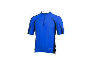 XLC-Tour-Short-Sleeved-Jersey-Blue-4-Sizes-Anti-bacterial-fabric-Summer-top