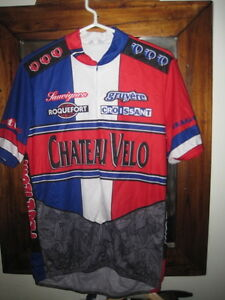 MENS-PEARL-IZUMI-CHATEAU-VELO-CYCLING-BIKE-BICYCLE-JERSEY-XL-EXTRA-LARGE