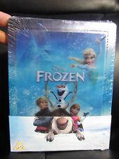 Frozen Lenticular 3D Blu-Ray Steelbook [UK] Region Free Disney Classic