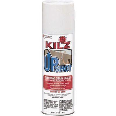 6 Pk Kilz Upshot Oil Base Interior Stain Blocking Spray