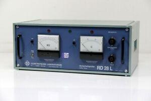 R-B-Sicherheitsprufer-Rd-28-L-Isolations-y-Schutzleiterwiderstands-Prufer