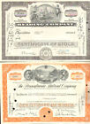 Monopoly railroads > Reading B&O Pennsylvania Set of 3 stock certificate