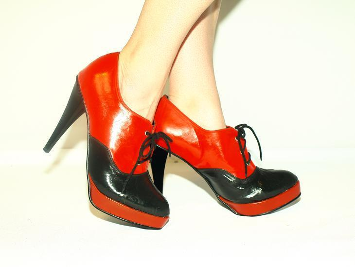 High heels, pumps lack,leder 37 38 39 40 40 40 41 42 43 44 45 46 47 48 Bolingier FS984 b14fba