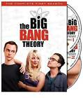 Big Bang Theory - The Complete First Season DVD 2008 3-disc 1 1st One