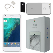 GOOGLE - - PIXEL 32GB SILVER FACTORY UNLOCKED HOLIDAY BUNDLES - SHOP NOW LIMITED