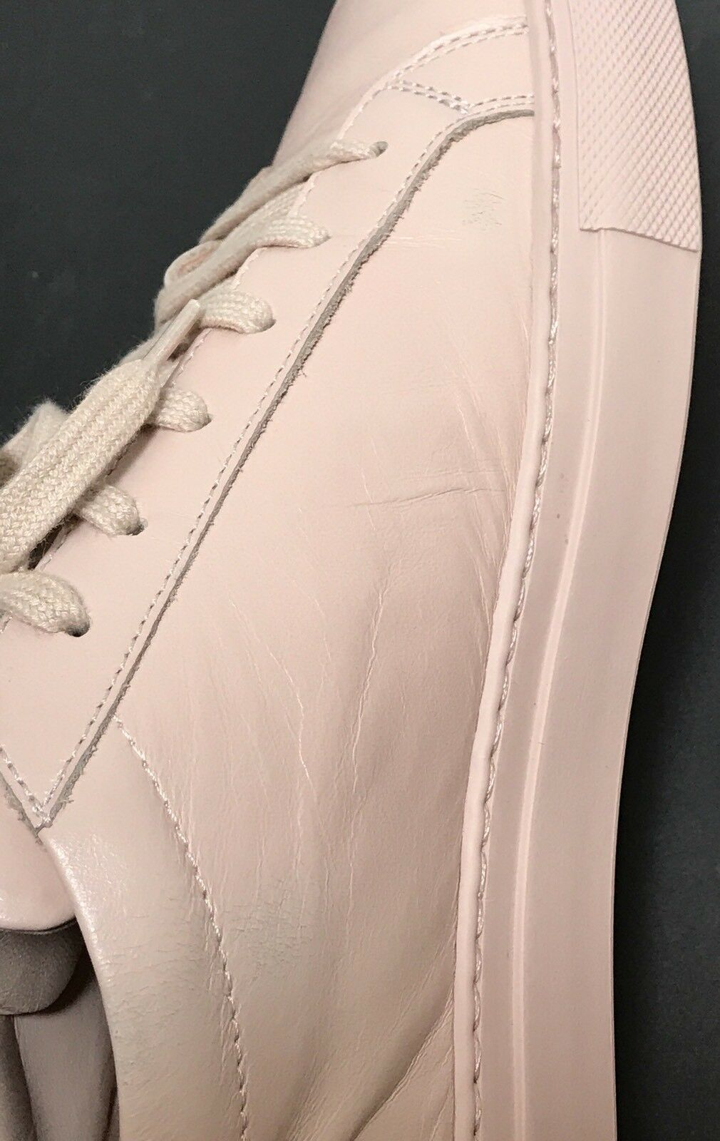 Common projects Original Aquiles Talla zapatilla de deporte azulsh Cuero Talla Aquiles 41EU 11US 3643a6