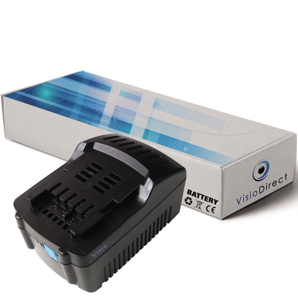 Batterie 18V 3000mAh pour Metabo STA 18 LTX 140 - Société Française -